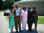 Brandan,Billy, Linda, Rajaee, Tameka 2007 Mother Day